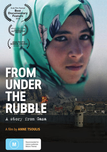 FROM UNDER THE RUBBLE - Ronin Films - Educational DVD Sales