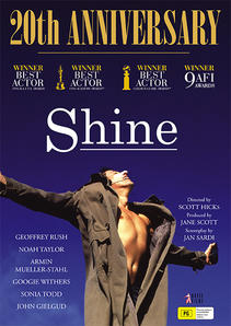 SHINE 20th Anniversary Screenings