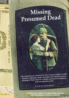MISSING PRESUMED DEAD