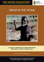 SPEAR IN THE STONE [from the AIATSIS Collection]