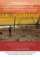 MILLION ACRES A YEAR, A