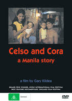 CELSO AND CORA - A Manila Story