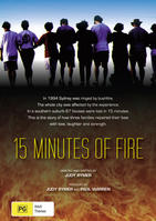 FIFTEEN MINUTES OF FIRE