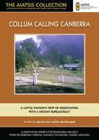 COLLUM CALLING CANBERRA [from the AIATSIS Collection]