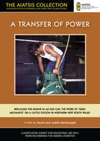 TRANSFER OF POWER, A [from the AIATSIS Collection]