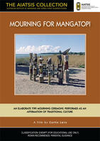 MOURNING FOR MANGATOPI [from the AIATSIS Collection]
